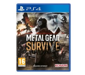 Digital Bros Metal Gear Survive, PS4 PlayStation 4 Basic