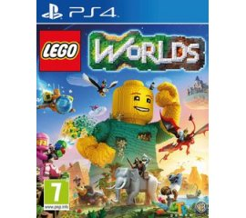 WARNER BROS PS4 LEGO WORLDS