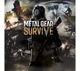 Sony Metal Gear Survive, PS4 videogioco PlayStation 4 Basic