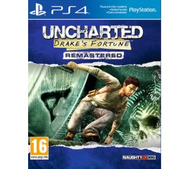 Sony Uncharted: Drake's Fortune Remastered, PS4 PlayStation 4 Basic