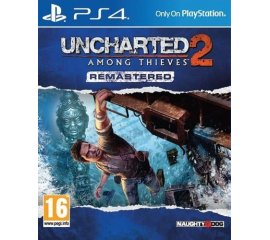 Sony Uncharted 2: Among Thieves Remastered, PS4 PlayStation 4 Basic