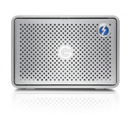 G-Technology G-RAID Thunderbolt 3 array di dischi 12 TB Argento