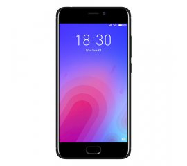 "MEIZU M6 5.2"" OCTA CORE 32GB RAM 3GB 4G LTE TIM BLACK"