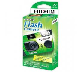 FUJIFILM QUICKSNAP FLASH FOTOCAMERA USA E GETTA FL