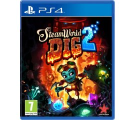 RISING STAR PS4 STEAMWORLD DIG 2