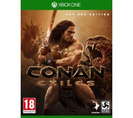 Koch Media Conan Exiles Day One Edition, Xbox One videogioco ESP