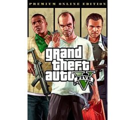 Take-Two Interactive Grand Theft Auto V: Premium Online Edition, Xbox One videogioco