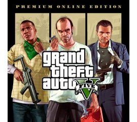Take-Two Interactive Grand Theft Auto V: Premium Online Edition, PS4 videogioco PlayStation 4