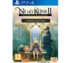 NAMCO PS4 NI NO KUNI II IN DESTINO DI UN REGNO PRINCE'S EDITION LIMITED