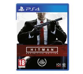WARNER BROS PS4 HITMAN DEFINITIVE EDITION 20TH ANNIVERSARY
