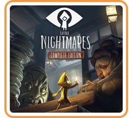 NAMCO SWITCH LITTLE NIGHTMARES COMPLETE EDITION