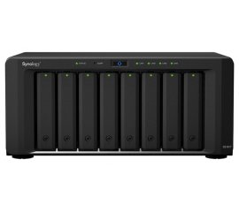 "SYNOLOGY DS1817 NAS CHASSIS DESKTOP 8 BAY HDD/SSD SATA 2.5""/3.5"""