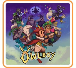 SOEDESCO Owlboy Nintendo Switch Basic