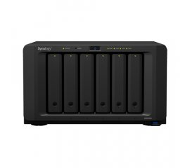 "SYNOLOGY DS1618+ NAS CHASSIS DESKTOP 6 BAY HDD SATA 2.5""/3.5"" INTERFACCIA USB 3.0 COLORE NERO"