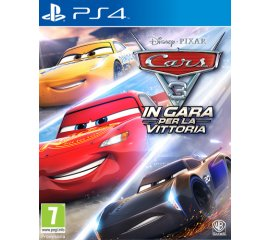 Warner Bros Cars 3: In Gara per la Vittoria, PS4