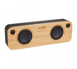 MARLEY GET TOGETHER DIFFUSORE BLUETOOTH/3.5MM PORTATILE COLORE NERO/MARRONE