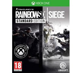 UBISOFT XBOX ONE RAINBOW SIX SIEGE GREATEST HITS