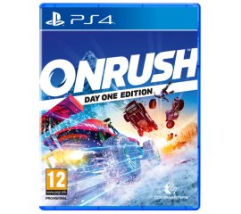 Sony PS4 Onrush Day One Edition
