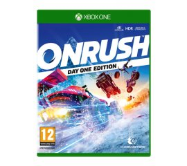 CODEMASTER XBOX ONE ONRUSH DAY ONE EDITION VERSIONE ITALIANA