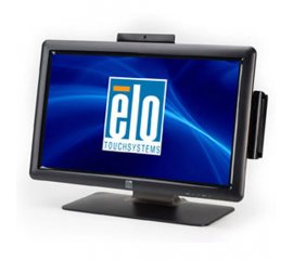 "ELO TOUCH SYSTEM 2201L 22"" LED FULL HD TOUCH SCREEN 1.920x1.080PX CONTRASTO 1.000:1 1xDVI 1xUSB 1xVGA"