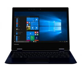 "TOSHIBA PORTEGE X20W-E-111 12.5"" TOUCH SCREEN i5-7200U 2.5GHz RAM 8GB-SSD 512GB-WIN 10 PROF ITALIA BLU (PRT22E-01F012IT)"