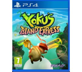 SOLD OUT PS4 YOKU'S ISLAND EXPRESS