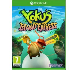 SOLD OUT XBOX ONE YOKU'S ISLAND EXPRESS