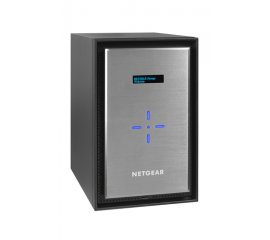 "NETGEAR READYNAS 628X NAS CHASSIS MINI TOWER 8 BAY SSD 2.5""/3.5"" SATA III"