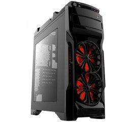 ITEK BI-TURBO EVO CASE GAMING MIDI-TOWER ATX MICRO-ATX 2xUSB 2.0 1xUSB 3.0