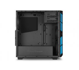 SHARKOON AI7000 SILENT CASE GAMING MIDI-TOWER ATX MINI-ITX MICRO-ATX ATX 2xUSB 3.0 2xUSB 2.0