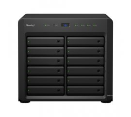 "SYNOLOGY DISKSTATION DS3617XS NAS CHASSIS DESKTOP 12 BAY HDD/SSD 2.5""/3.5"""