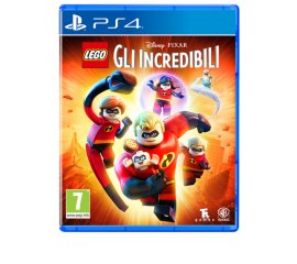 WARNER BROS PS4 LEGO GLI INCREDIBILI