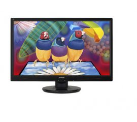 "Viewsonic LED LCD VA2445-LED 59,9 cm (23.6"") 1920 x 1080 Pixel Full HD Nero"
