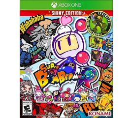 Digital Bros Super Bomberman R Shiny Edition, Xbox One Base + supplemento Inglese