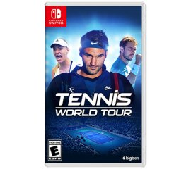 Nintendo Tennis World Tour, Switch Nintendo Switch Basic Multilingua