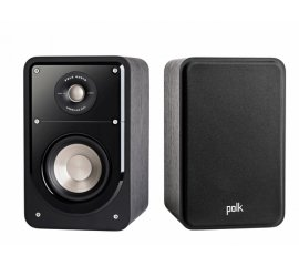 Polk Audio S-15 altoparlante Nero Cablato