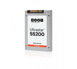 HGST ULTRASTAR SS200 SSD 960GB INTERFACCIA SAS FORMATO 2.5""