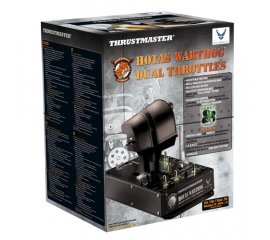 THRUSTMASTER HOTAS WARTHOG DUAL THROTTLE PC