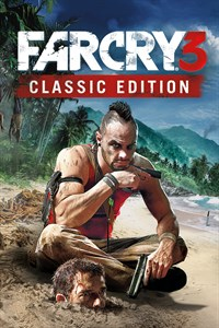UBISOFT XBOX ONE FAR CRY 3 CLASSIC EDITION