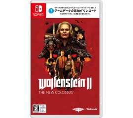 Nintendo Wolfenstein II: The New Colossus, Switch Nintendo Switch Basic