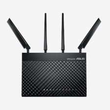 ASUS 4G-AC68U router wireless Dual-band (2.4 GHz/5 GHz) Gigabit Ethernet 3G Nero 2