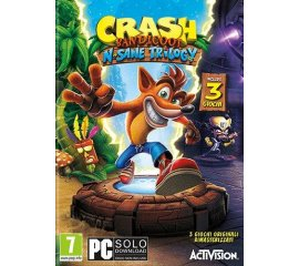 ACTIVISION PC CRASH BANDICOOT N. SANE TRILOGY