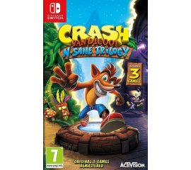 ACTIVISION SWITCH CRASH BANDICOOT N. SANE TRILOGY