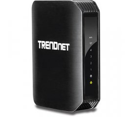 Trendnet TEW-733GR router wireless Gigabit Ethernet Nero