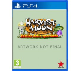 RISING STAR PS4 HARVEST MOON: LIGHT OF HOPE - SPECIAL EDITION
