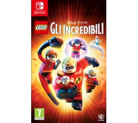 WARNER BROS SWITCH LEGO GLI INCREDIBILI