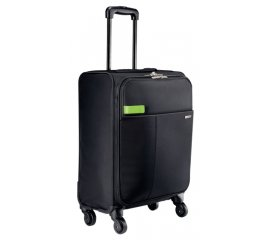 "LEITZ TROLLEY SMART TRAVELLER 4 RUOTE PER NOTEBOOK DA 15.6"" BLACK"