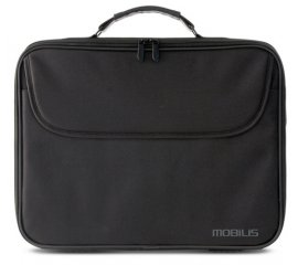 "Mobilis The One Basic borsa per notebook 35,6 cm (14"") Valigetta ventiquattrore Nero"