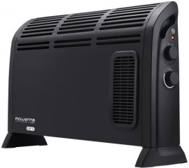 Rowenta Convector Vectissimo Turbo CO3035 Radiatore / Ventilatore Interno Nero 2400 W