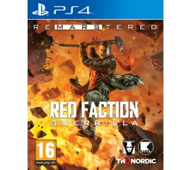 Deep Silver Red Faction Guerrilla Re-Mars-tered, PS4 PlayStation 4 Rimasterizzata Tedesca, Inglese, ESP, Francese, ITA, Russo